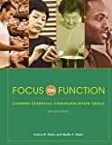 Focus on Function, Evelyn R. Klein and Shelly E. Hahn, 1416402004