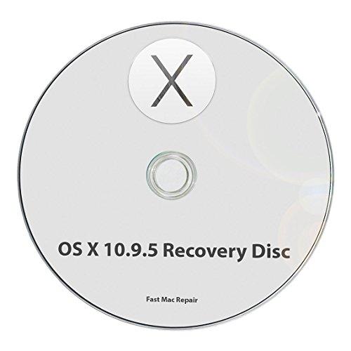 Mac OS X 10.9 Mavericks Full OS Install - Reinstall / Recovery Upgrade Downgrade / Repair Utility Factory Reset Disk Drive Disc CD - Maverick X