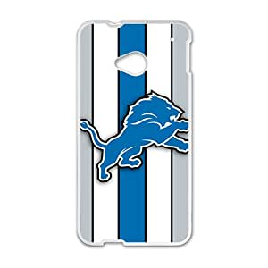 KJHI Detroit Lions 4 Hot sale Phone Case for HTC ONE M7