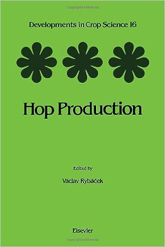 Hop Production