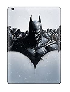 Rugged Skin Cases Covers For Ipad Air- Eco-friendly Packaging(batman Origins)