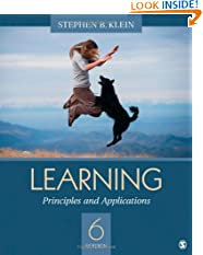 Learning: Principles and Applications (Paperback)
