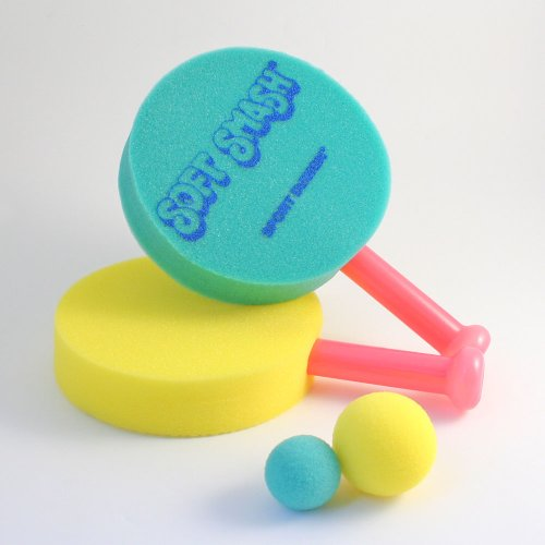 Soft Smash - Racquet Game Set, Lightweight and Portable, Colors May Vary