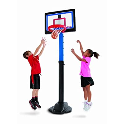 Little Tikes Play Like a Pro Basketball Set: Toys & Games