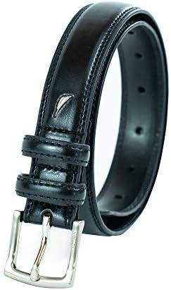 Nautica Boys` Big Double Loop Belt