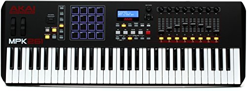 Akai Professional MPK261 | 61-Key USB MIDI Keyboard