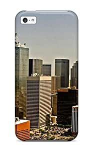 Noar-Diy Design High Quality Dallas City Cover case cover vzeBsAgkmxU With Excellent Style For Iphone 5c