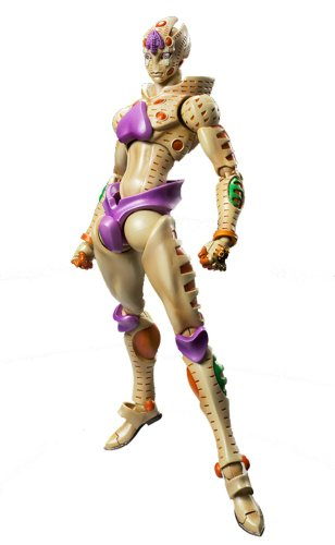 (Medicos JoJo's Bizarre Adventure: Part 5--Golden Wind: Gold Experience Requiem Super Action Statue)