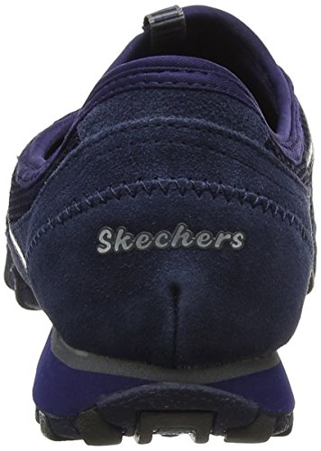 Skechers  Bikers Hot Ticket,  Damen Sneaker Blau (Navy)