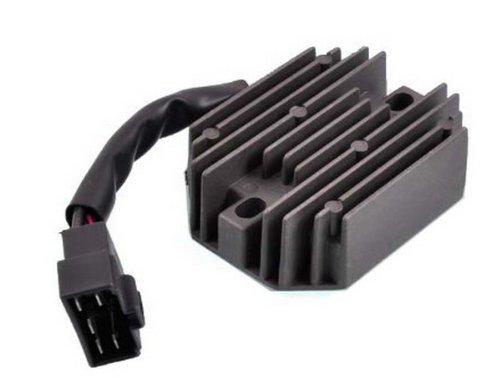Shadow Voltage Regulator Rectifier Motorcycle Fit For SUZUKI AN400 X-K6 Burgman 1999 2000 2001 2002 AN250 W-K5 Burgman 1998 1999 2000 2001 2002