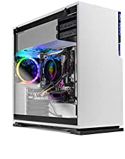 Skytech Shiva Gaming PC Desktop - AMD Ryzen 5 2600, NVIDIA RTX 2060, 16GB DDR4, 500G SSD, RGB Fans photo