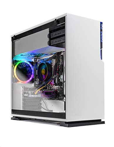 Skytech Chronos Gaming PC Desktop - AMD Ryzen 7 2700X, NVIDIA RTX 2070 Super 8GB, 16GB DDR4 (2X 8GB), 1TB SSD, B450M… 1