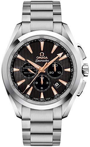 omega seamaster gold watch - 6