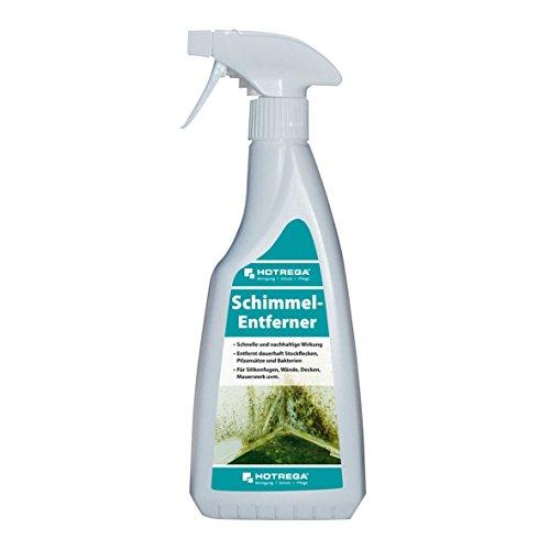 Hotrega H230501 Schimmel-Entferner, Spezialreiniger zur Beseitigung von Stockfl ecken, Schimmelpilzen und Bakterien