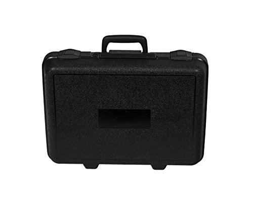 2 Plastic Carrying Case - PFC 190-140-048-5SF Plastic Carrying Case, 19
