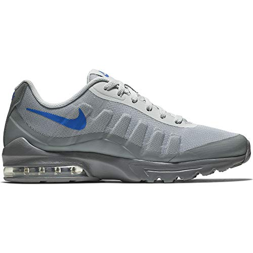 4136016bc8 Nike Men's Air Max Invigor Print Shoe Pure Platinum/Hyper Royal/Cool Grey  Size 13 M US