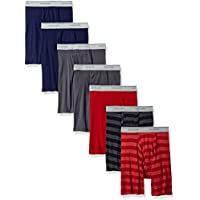 Fruit of the Loom Men's Boxer Brief (Pack of 7)
