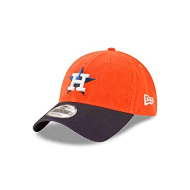 purchase cheap 3d560 40e2e Image Unavailable. Image not available for. Color  New Era MLB Houston  Astros Alt Core Classic 9Twenty Baseball Hat ...