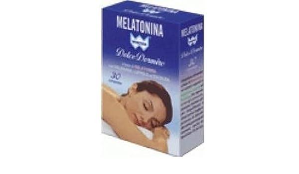 Melatonina Dolce Dormire 30 cápsulas de Winter: Amazon.es: Salud y cuidado personal