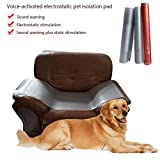 """[New] Electronic Pet Training Mat, Pawaca Indoor Pet Shock Mat with 3 Training Modes, 49""""x13"""" Pet Training Pad Keep Pets Off Furniture Sofa, Pet Deterrent Training Mats for Dogs and Cats"""