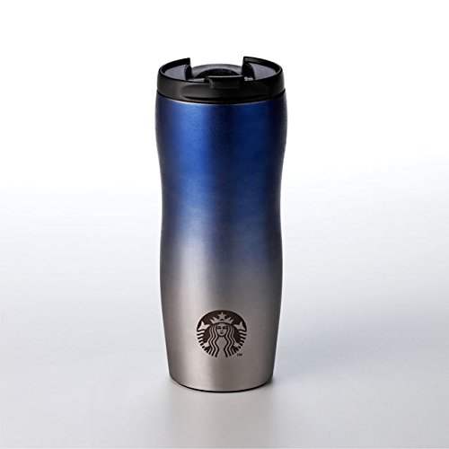 Starbucks Stainless Steel Lucy Classic Blue Gradient