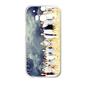 Happy Grey's Anatomy Cell Phone Case for HTC One M8