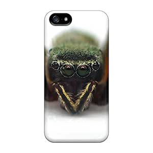 Shockproof/dirt-proof Scary Spider Cases For For Ipod Touch 5 Phone Case Cover