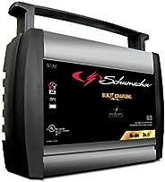 Schumacher SC1357 Cargador/Mantenedor Automático 3Amp 6 y 12 Volts