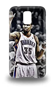 Galaxy Skin 3D PC Case Cover For Galaxy S5 Popular NBA Oklahoma City Thunder Kevin Durant #35 Phone 3D PC Case ( Custom Picture iPhone 6, iPhone 6 PLUS, iPhone 5, iPhone 5S, iPhone 5C, iPhone 4, iPhone 4S,Galaxy S6,Galaxy S5,Galaxy S4,Galaxy S3,Note 3,iPad Mini-Mini 2,iPad Air )