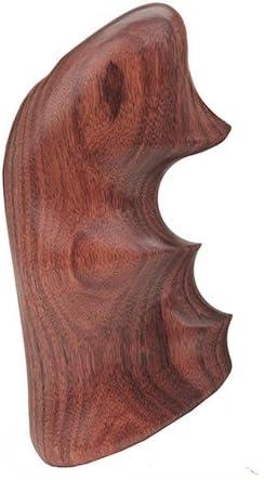 Hogue HO84300 Ruger Super Blackhawk PAU Ferro Premium Wood Grips