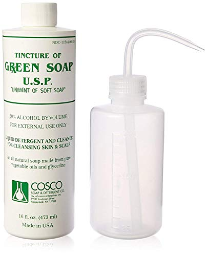 Cosco Green squeeze bottle 8ounce_x000D_ product image