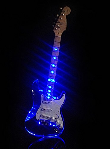 Electric Guitar With Led Lights