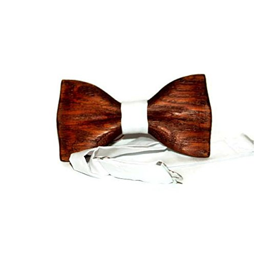 Grooms gift from the bride, best man gift, wood bow tie, personalised gift, handmade wooden bow tie