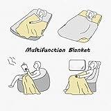 dgdgd ONE Piece Eustass Kid Anime Blanket Quilt 3D