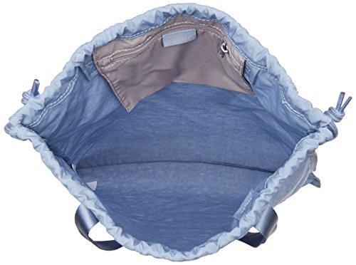Hiphurray Blue Borse Tote Donna Timid Blu New Kipling 5qgwUAg