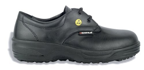 Cofra Sarah S2ESD SRC par de zapatos de seguridad talla 39NEGRO