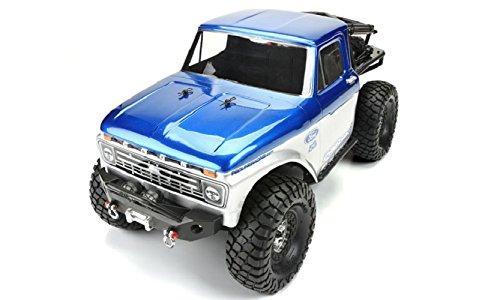 ProLine 346400 1966 Ford F-100 Body for SCX10 Trail Honcho 12.3 WB (Truck Rc Body)