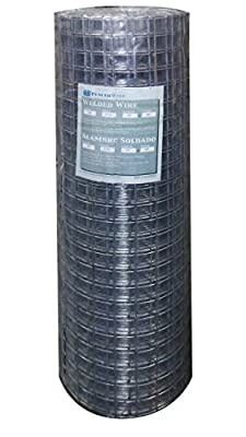 Fencer Wire Welded Wire 10ga 2x2 Mesh 4x50 Roll Size