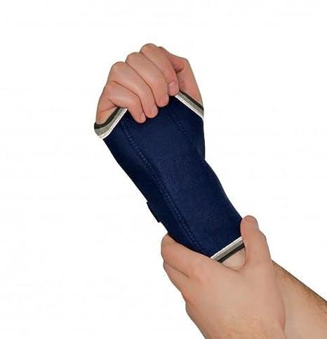La muñeca de soporte ortopédico para enganche al soporte del ...