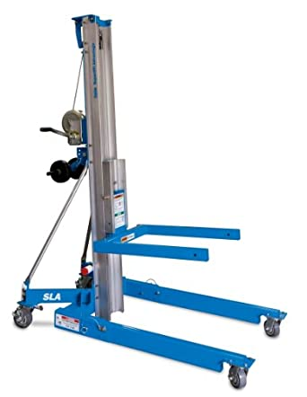 Genie Super Lift Advantage Sla 25 650 Lbs Load Capacity