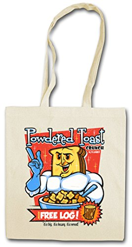 "POWDERED TOAST MEN ""J�?HIPSTER BAG �?y Ren TV Series &Stimpy and"
