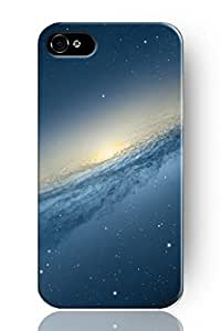 SPRAWL New Fashion Design Hard Skin Case Cover Shell for Mobile Phone Apple Iphone 5 5S--Galaxy Space Sun Rise by lolosakes by lolosakes