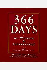 366 Days of Wisdom & Inspiration With America's Success Coach