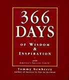 366 Days of Wisdom and Inspiration, Tommy Newberry, 1886669082