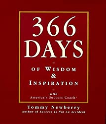 366 Days of Wisdom & Inspiration With America's Success Coach