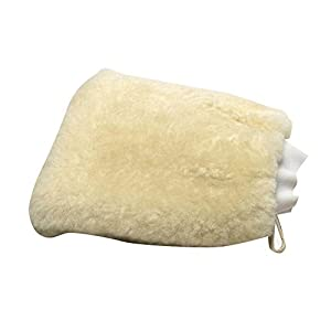 Mary Moppins Pure Lambswool Wash Mitt