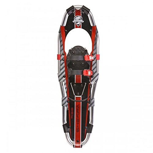 (Yukon Charlie's Sherpa Snowshoes (up to 250lbs - Red/Black))