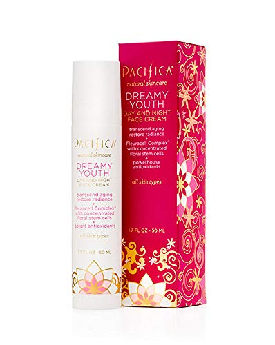 Youth Day Cream - Pacifica Beauty Dreamy youth day & night face cream, 2 Count