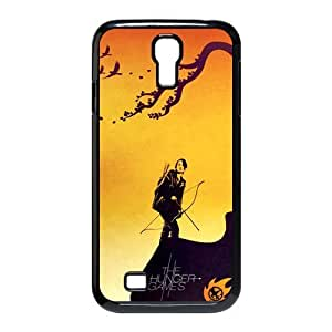 Custom Your Own Unique Movie The Hunger Games SamSung Galaxy S4 I9500 Cover Snap on Hunger Games Galaxy S4 Case