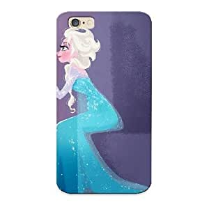 Artistgirl Case Cover Protector Specially Made For Iphone 6 Elsa Arwork